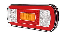 LAMPA LED ZESPOLONA TYLNA 5 FUNKCYJNA EMC E9