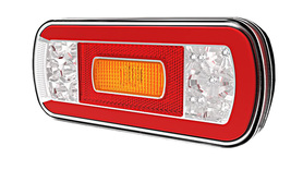 LAMPA LED 6 FUNKCYJNA ZESPOLONA TYLNA EMC E9