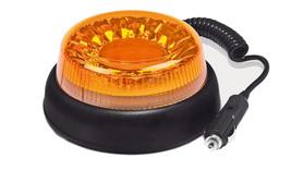 LAMPA OSTRZEGAWCZA KOGUT LED 12V/24V NA MAGNES