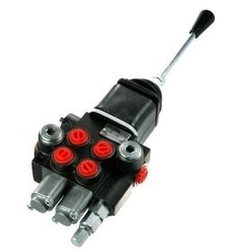Rozdzielacz 2 sekcyjny 80 L/min. + joystick