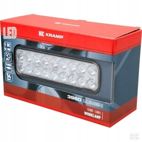 LAMPA HALOGEN ROBOCZY LED 54W 3960lm KRAMP PROMO