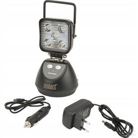 AKUMULATOROWA LAMPA WARSZTATOWA LED 1080LM 12/230V