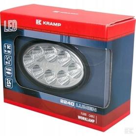 LAMPA HALOGEN ROBOCZY LED OWALNA 24W 2240 lm KRAMP