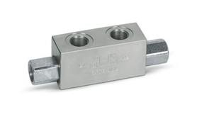 Zamek hydrauliczny 35 L/min